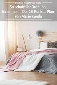 Marie Kondo Erfahrungen : so schafft ihr ordnung f r immer der 19 punkte plan von marie kondo haushalt haushalt ~ Orissabook.com Haus und Dekorationen