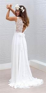trubridal wedding blog 24 beach wedding dresses of your With beach weddings dresses