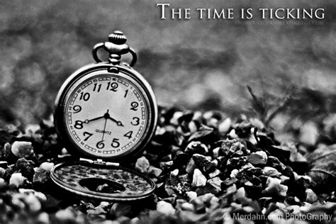 Time Is Ticking…  Growing Up, God, And Being Busy