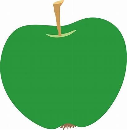 Apple Clipart Clip Kid Cliparts Dark Cartoon