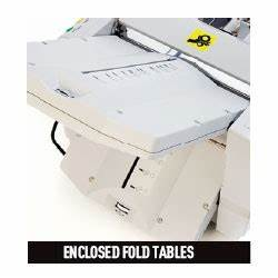 mbm 307a auto programmable folder With neopost im 16 letter opener price