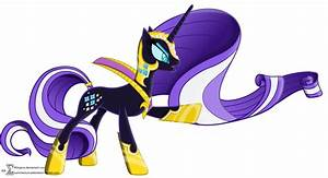 Nightmare Rarity in Armour by 90Sigma on DeviantArt