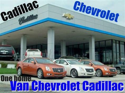 Van Chevrolet Cadillac  Mo  Kansas City, Mo 64108 Car