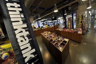 Thinktank Birmingham Cafe