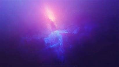 4k Purple Space Cosmos Abstract Nebula Wallpapers
