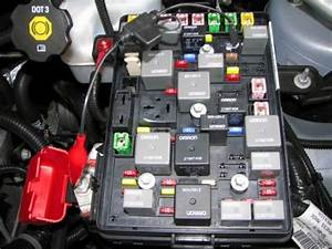 2007 Hhr Fuse Box Location