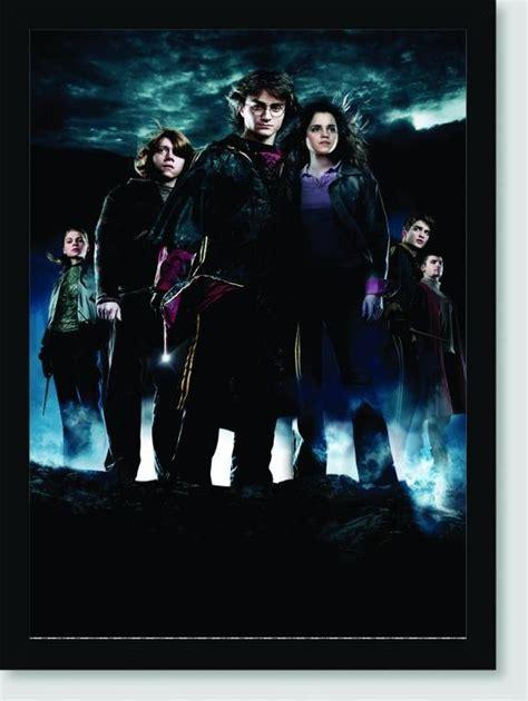 Filmes online » aventura » harry potter e o cálice de fogo (2005). Quadro Poster Filme Harry Potter e o Calice de Fogo 07 | Pôsteres de filmes, Harry potter e Poster