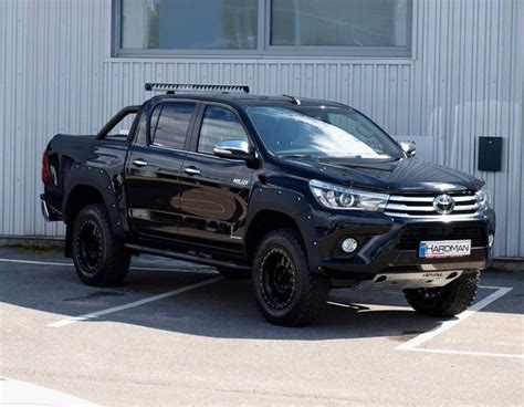 Toyota Hilux Revo Fully Prepared For Offroad