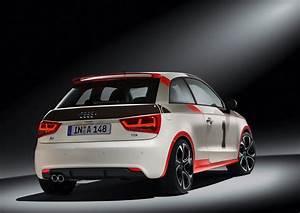 Audi Paris Est Evolution : audi a1 receiving competition kit in paris autoevolution ~ Gottalentnigeria.com Avis de Voitures