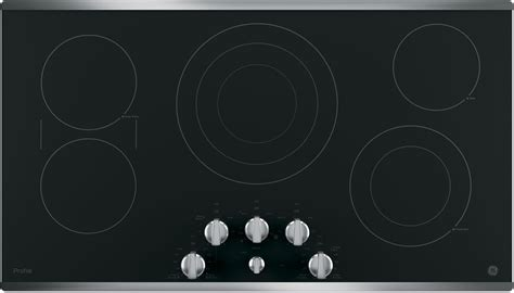 ge induction stove top problems