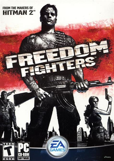 Download Freedom Fighters Pc Game  Free Full Version