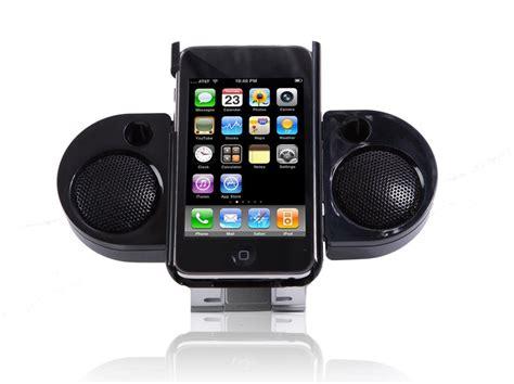 portable speakers for iphone dga livespeakr portable iphone speaker review