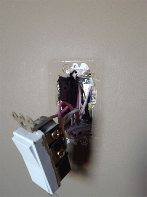 electrical how to rewire the wall light switches home