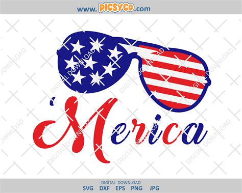 American Flag Sunglasses Svg – 413+ File SVG PNG DXF EPS Free
