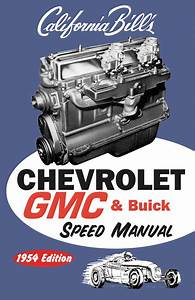 Chevrolet Gmc Buick Speed Manual Engine Tips 256 248 270