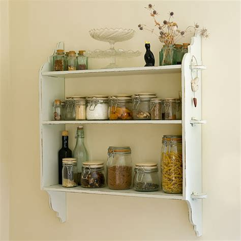 kitchen wall shelf best kitchen shelving ideas ideal home