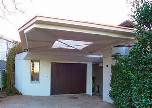 Carport Dach Holz : metall werk z rich ag autounterstand f r einfamilienhaus ~ Sanjose-hotels-ca.com Haus und Dekorationen