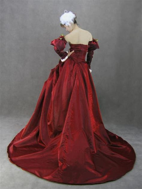 eppers blog feminine romantic gothic wedding dresses