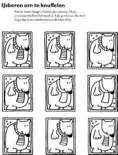 Kleurplaat Eskimo | School - Winter | Pinterest | Winter