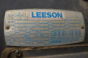 Leeson M6c17fc2c Wiring Diagram