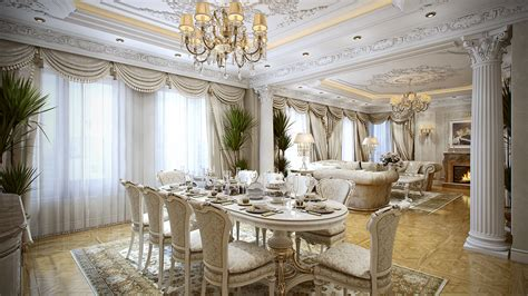 5 Luxurious Interiors Inspired By Louisera French Design