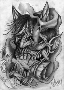 Demon Japonais Dessin : dessins le blog de slay ~ Maxctalentgroup.com Avis de Voitures