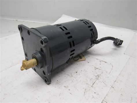 Reversible Electric Motor by Robbins Myers Fm Sp 294 Rpm 115 V Reversible Gear Electric