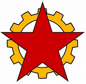 Communist Emblem by Party9999999 on DeviantArt