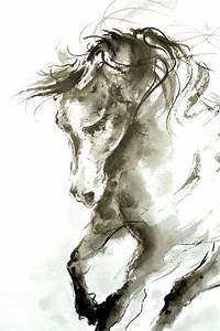 Horse sketch | Color Me Art | Pinterest | Horse sketch ...