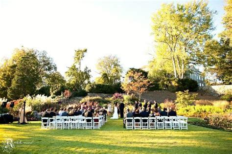 a wedding in the wills perennial garden picture of