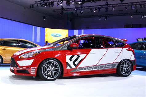 Ford Focus Race Car Concept Photo Gallery