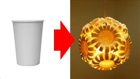 6 Incredible Diy Lamps You Can Make By Recycling