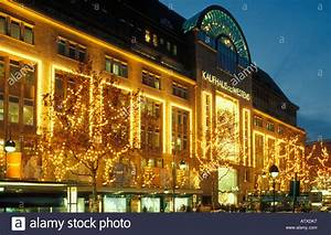 Berlin Shopping Kadewe : berlin kadewe kaufhaus des westens at christmas time stock photo royalty free image 9374710 ~ Markanthonyermac.com Haus und Dekorationen