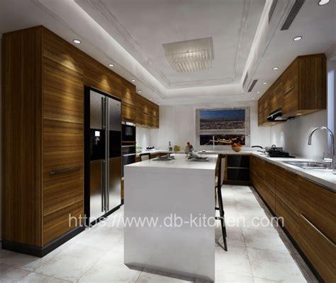 kitchen cabinet supplier china modern wood veneer kitchen cabinet supplier 2794