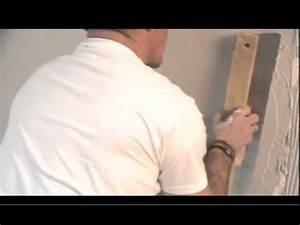 Enduire Un Mur Abimé : r paration fissures mur crepi ext rieure doovi ~ Dailycaller-alerts.com Idées de Décoration