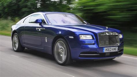 roll royce wraith rolls royce wraith review top gear
