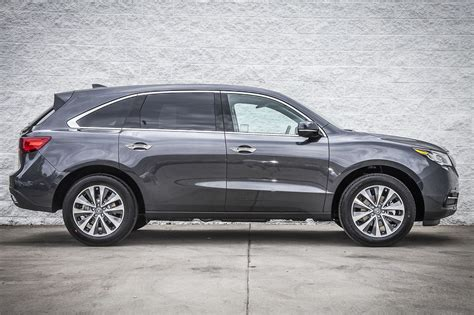 Acura Mdx 2015 Specs by 2015 Acura Mdx Ii Pictures Information And Specs Auto