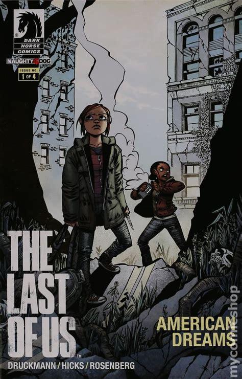 Last Of Us American Dreams 2013 Dark Horse Comic Books
