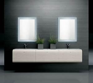 meubles design italien salle de bain With salle de bain design contemporain