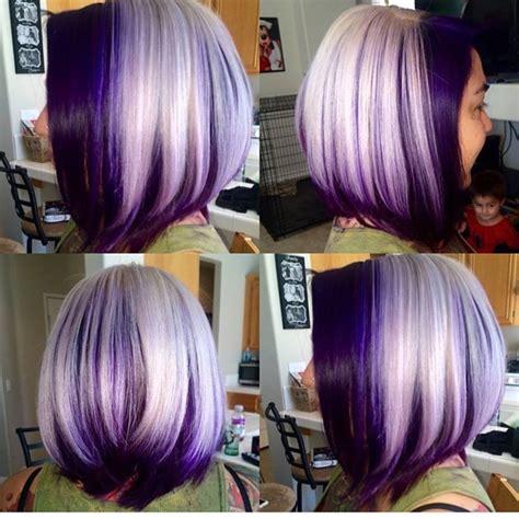 stunning colored short haircuts  haircut web