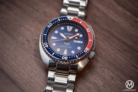 Reviewing The Seiko Prospex Srpa21 Padi Turtle Watch The