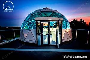 Glass Dome House Archives - Glitzcamp Glamping Tent Hotel ...