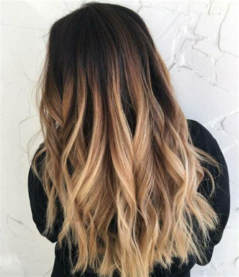braun blond ombre ombre haare f 228 rben moderne nuancen n 252 tzliche tipps