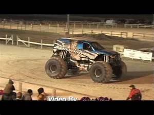 Bounty Hunter Monster Truck @ Markham Fair - YouTube