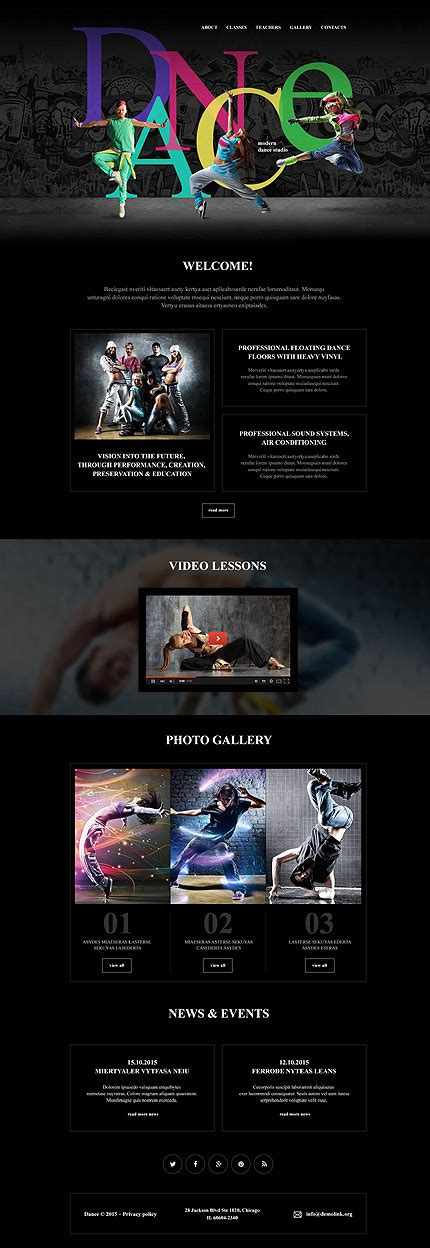 computer store muse template template 54539 ensegna themes