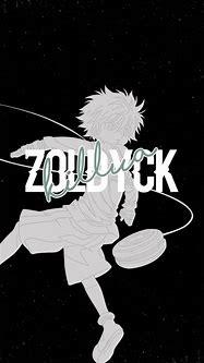 Iphone Lock Screen Iphone Killua Zoldyck Wallpaper - Gambarku