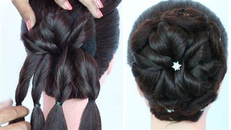 cute braided short hairstyle short hair party