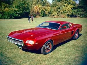Minimaniacos: Mustang Concept 62 e outros dos mais belos cavalos desconhecidos