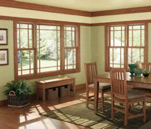 craftsman style double hung windows integrity double hung windows prairie style windows