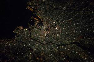 Photo: Tokyo At Night As Seen From The International Space ...